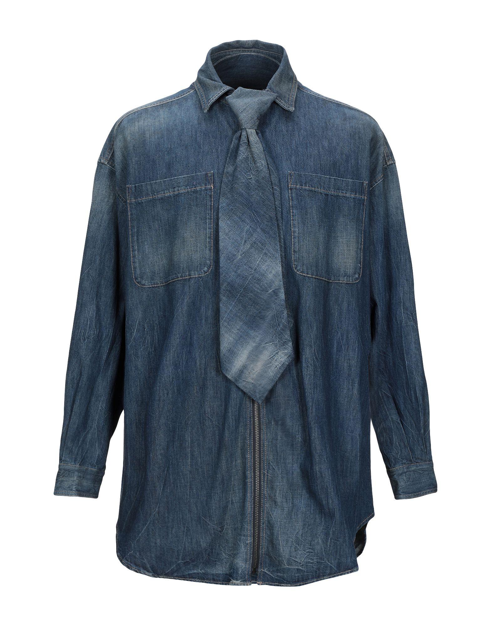 DIESEL Джинсовая рубашка