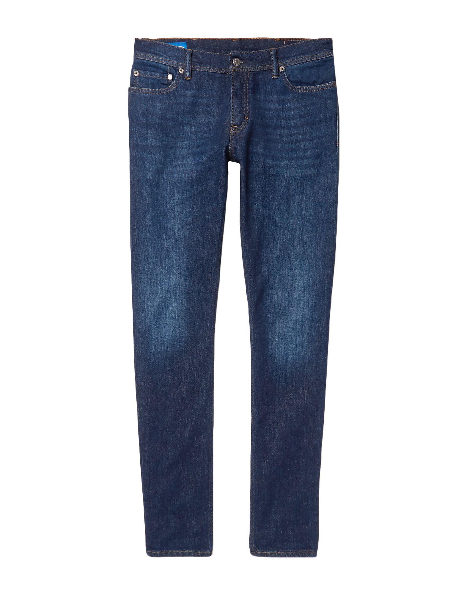 цена ACNE STUDIOS Джинсовые брюки онлайн в 2017 году