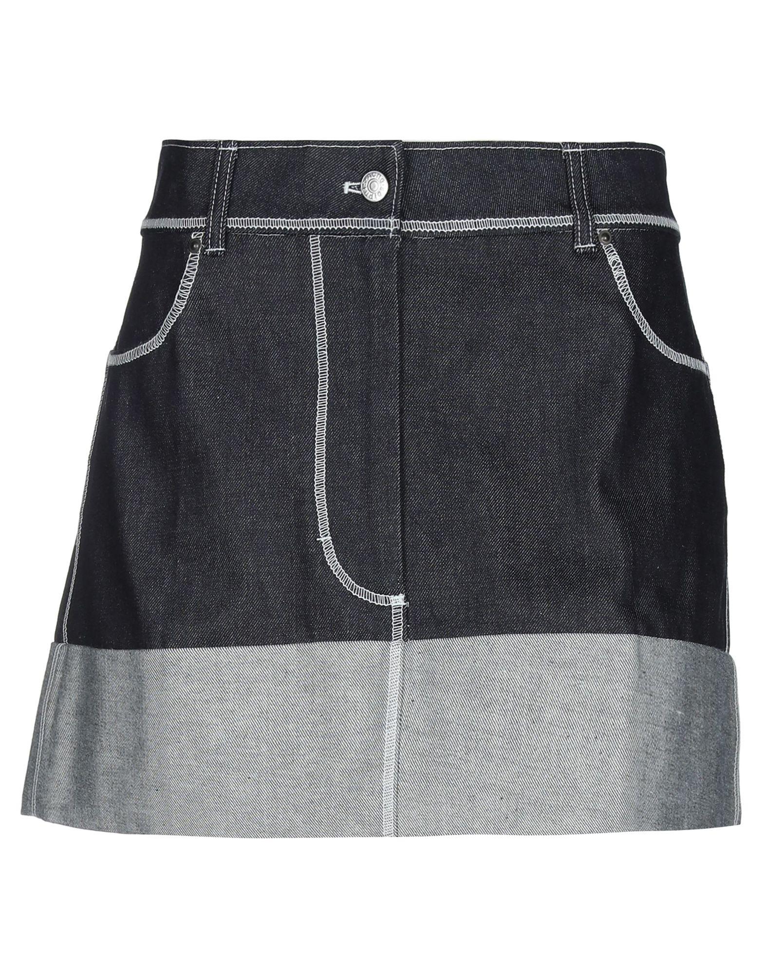 ACNE STUDIOS BLÅ KONST Джинсовая юбка