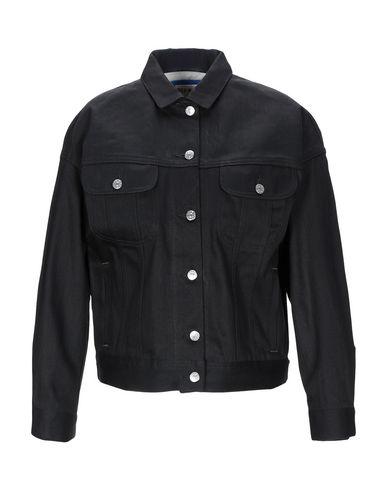 Фото - Джинсовая верхняя одежда от ACNE STUDIOS BLÅ KONST черного цвета