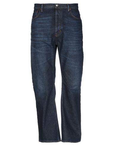 Фото - Джинсовые брюки от ACNE STUDIOS BLÅ KONST синего цвета