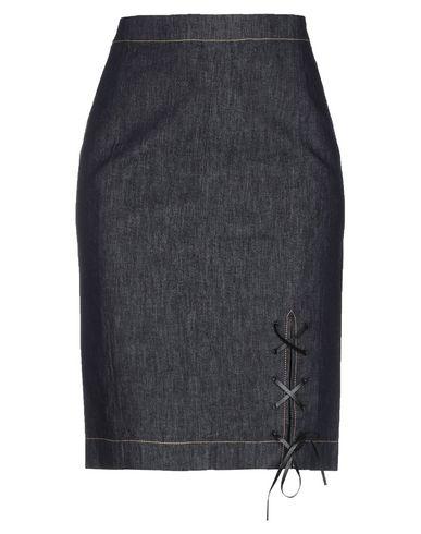 Купить Джинсовая юбка от BLUE LES COPAINS синего цвета
