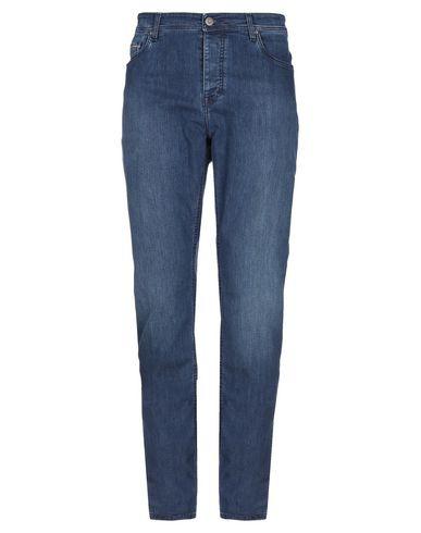 Купить Джинсовые брюки от TELERIA ZED синего цвета