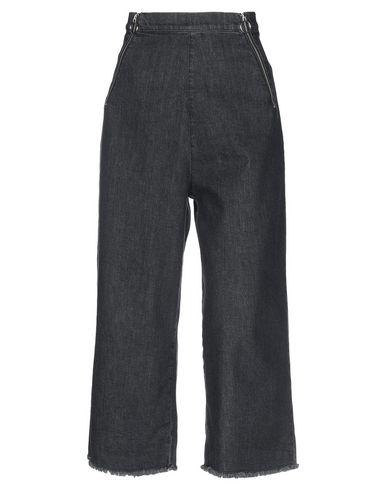 Фото - Джинсовые брюки от RUE•8ISQUIT черного цвета