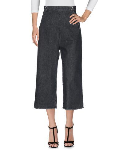 Фото 2 - Джинсовые брюки от RUE•8ISQUIT черного цвета