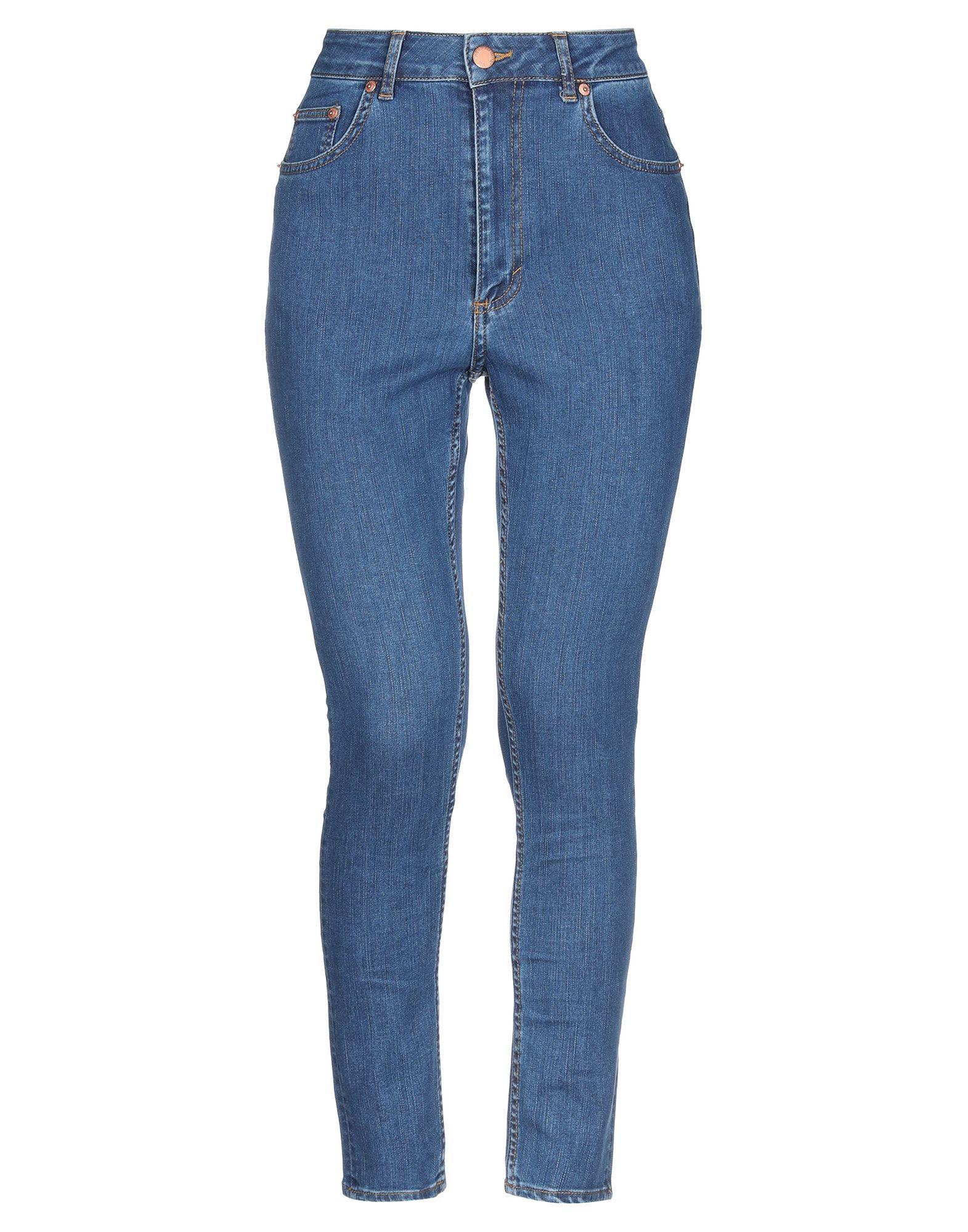 CHEAP MONDAY Джинсовые брюки брюки спортивные мужские cheap monday цвет серый 0524638 размер xs 44