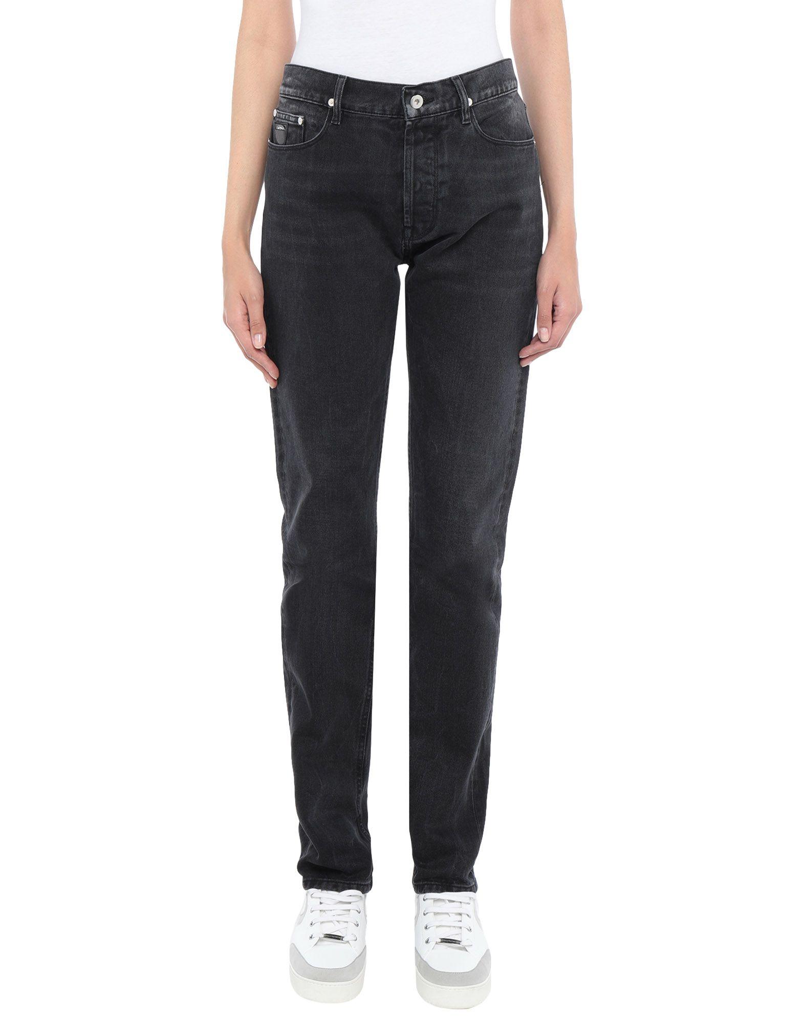 APRIL 77 Джинсовые брюки school 77 кожаные кеды оттенка хаки