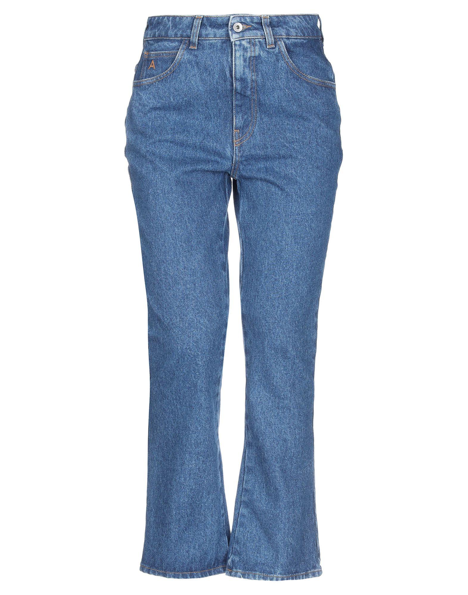 THE ATTICO Джинсовые брюки the viridi anne джинсовые брюки