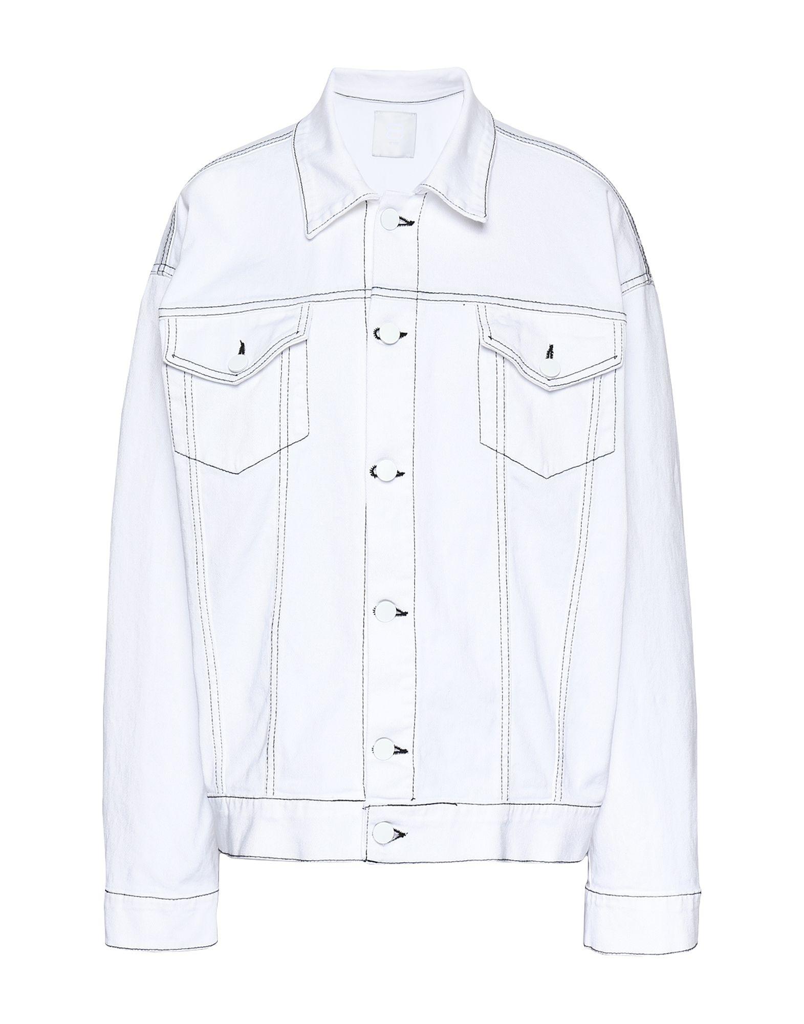 8 by YOOX Джинсовая верхняя одежда