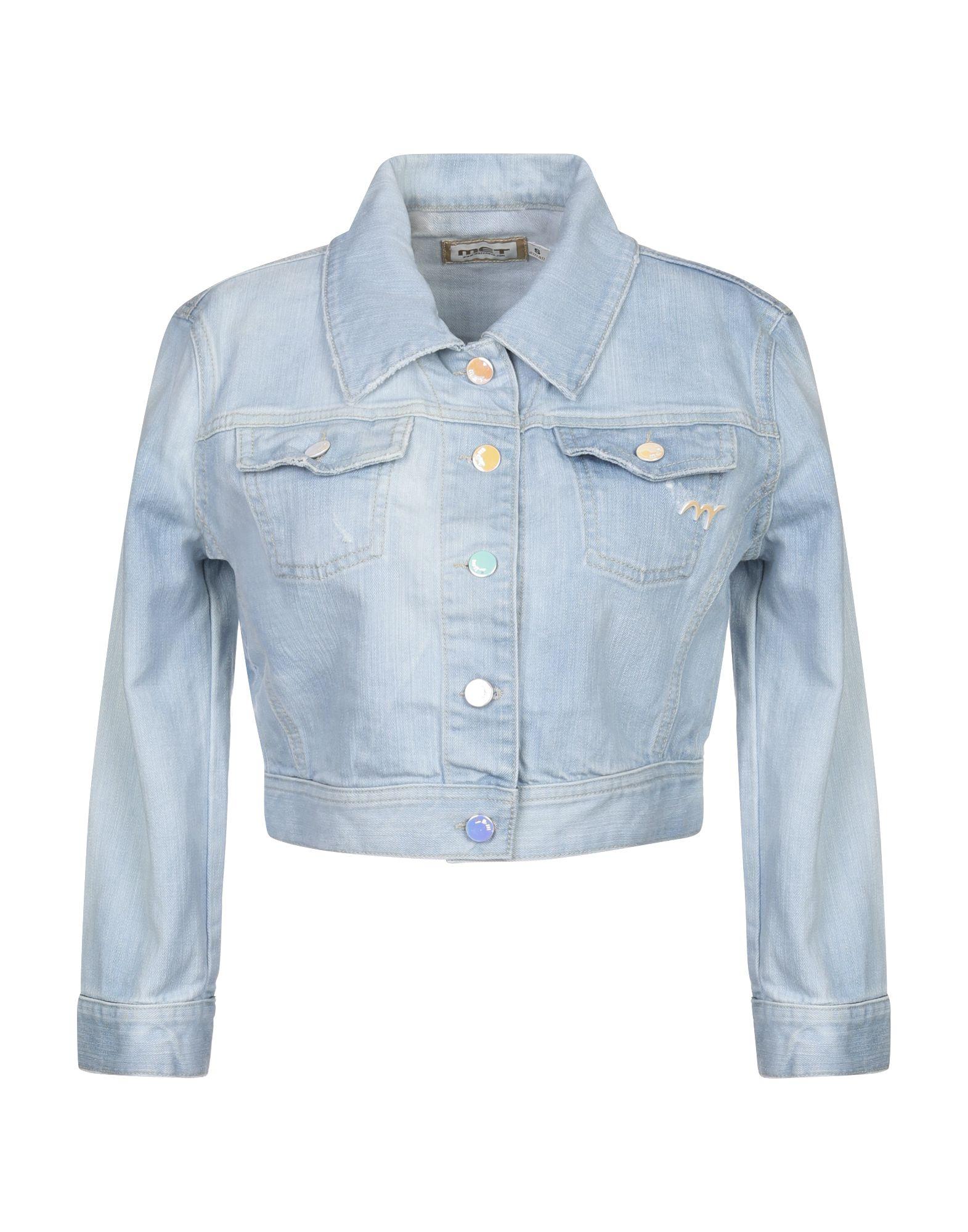 MET Джинсовая верхняя одежда met джинсовая верхняя одежда