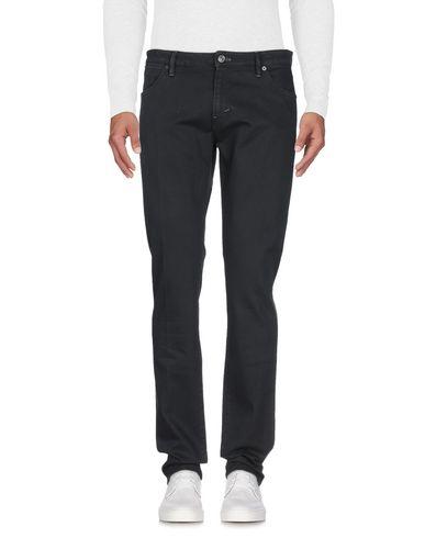 Фото 2 - Джинсовые брюки от PT05 черного цвета