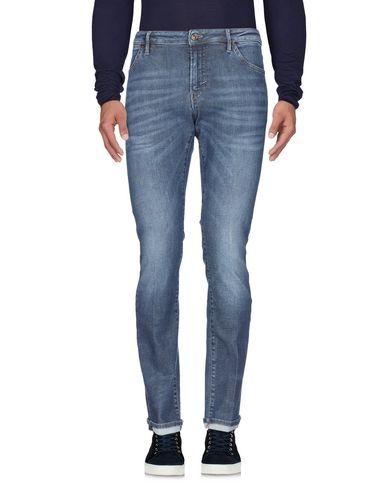 Фото 2 - Джинсовые брюки от PT05 синего цвета