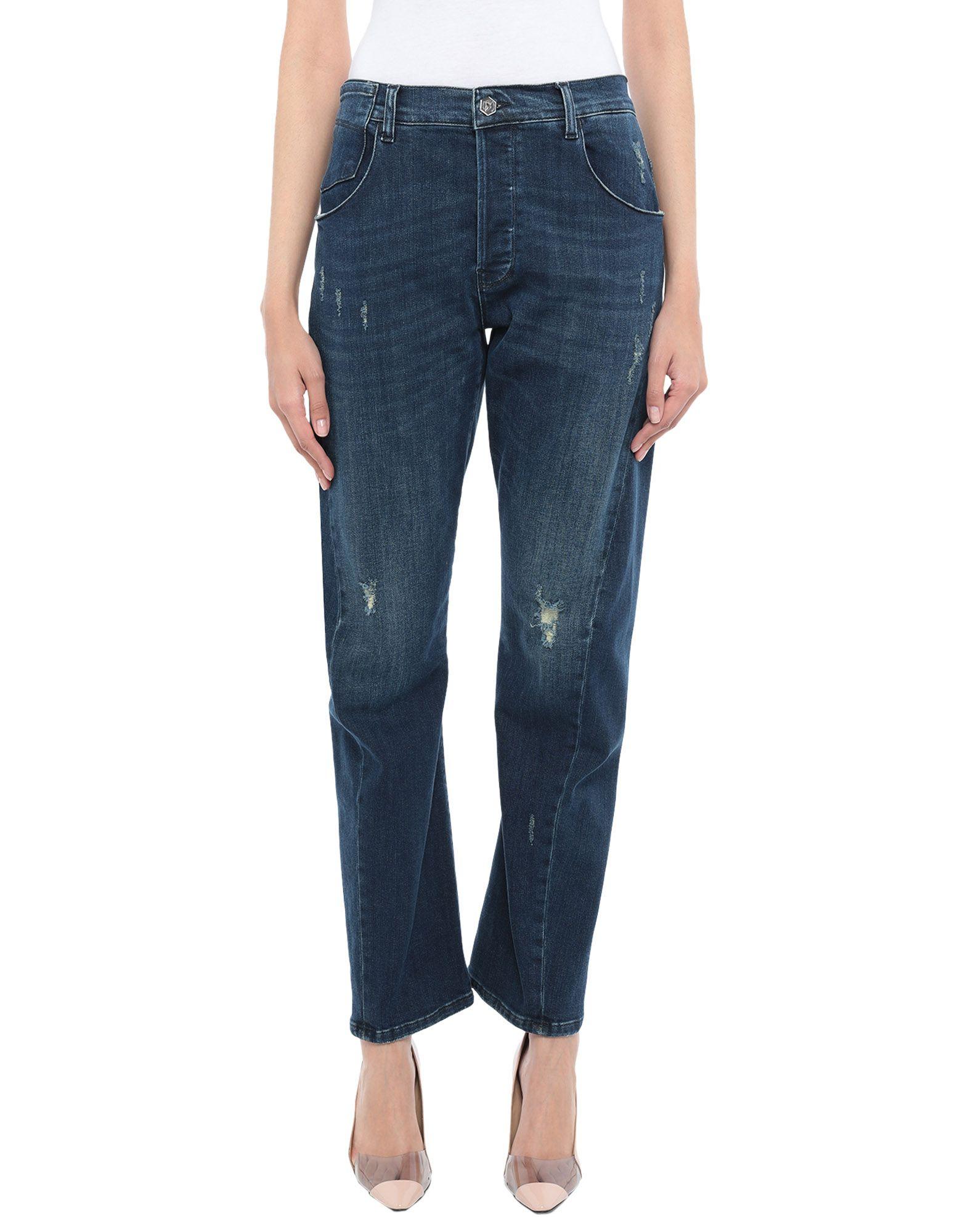 OBLIQUE CREATIONS Джинсовые брюки брюки oblique брюки