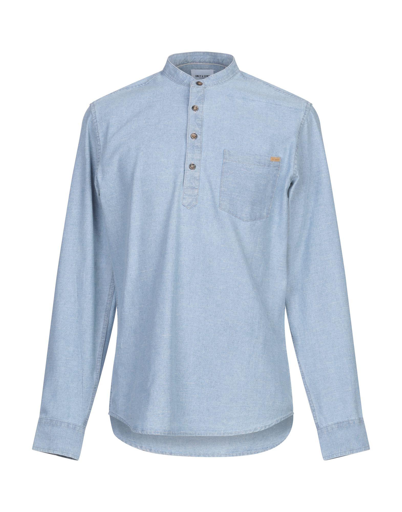 ONLY & SONS Джинсовая рубашка
