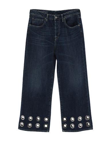 Купить Джинсовые брюки от TRUE NYC. синего цвета