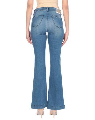 Фото 2 - Джинсовые брюки от # 7.24 синего цвета