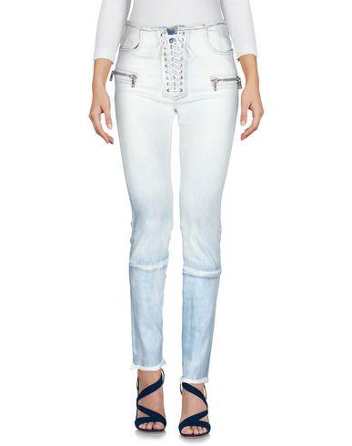 Фото 2 - Джинсовые брюки от BEN TAVERNITI™ UNRAVEL PROJECT синего цвета