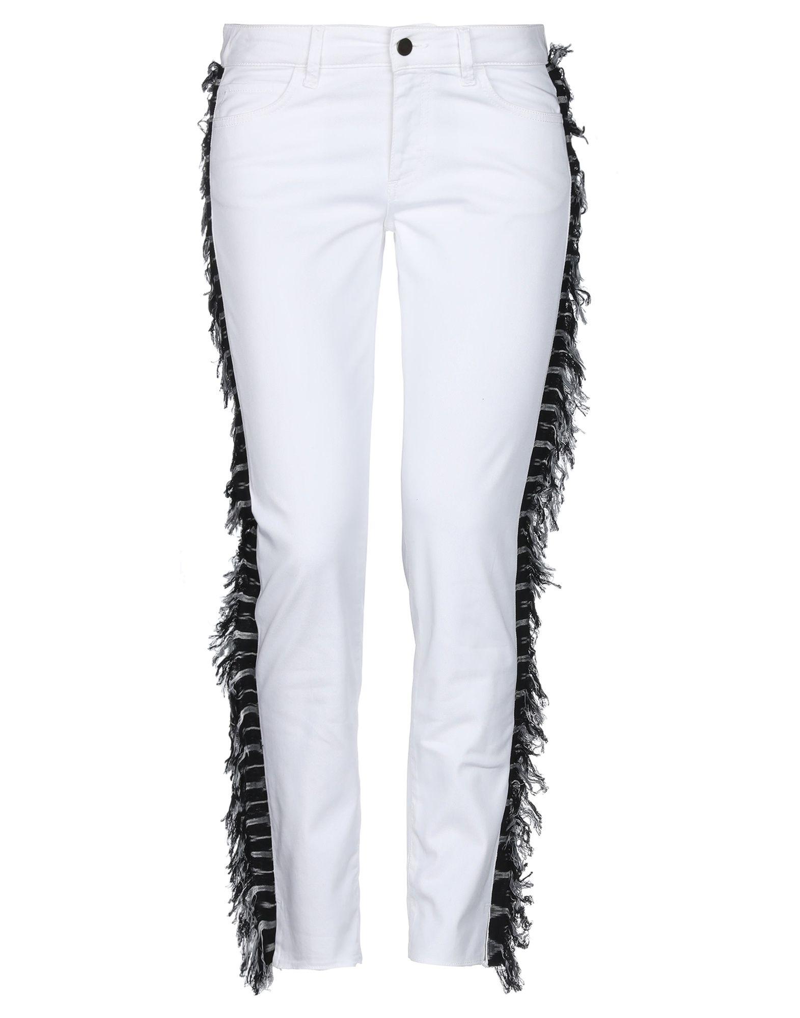 OPALINE Джинсовые брюки opaline джинсовые брюки