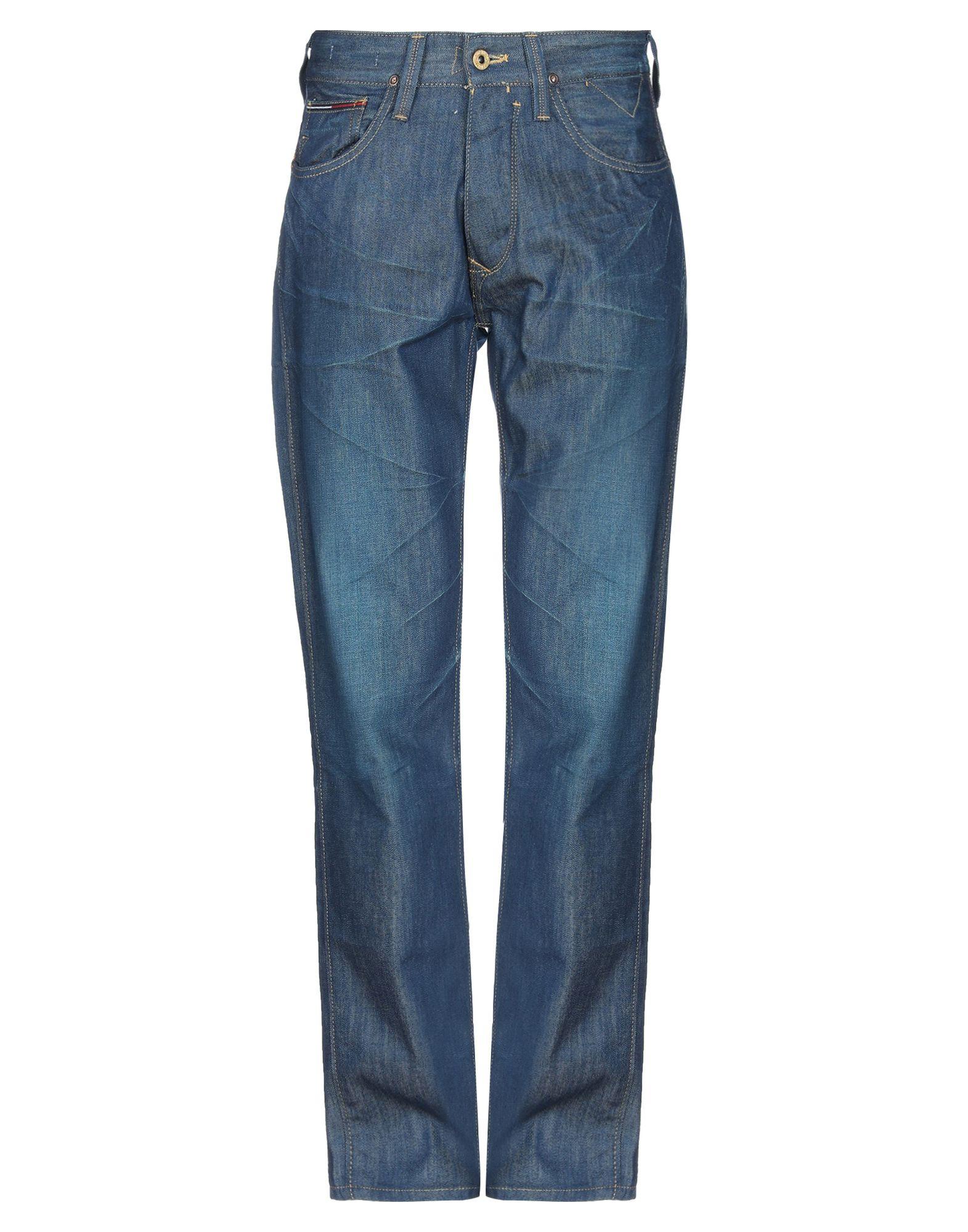 TOMMY JEANS Джинсовые брюки цена 2017