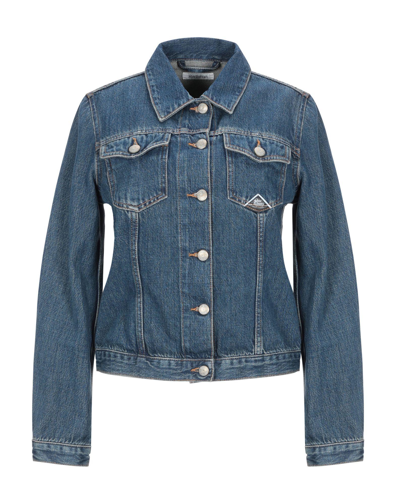 Фото - ROŸ ROGER'S Джинсовая верхняя одежда goldsign джинсовая верхняя одежда