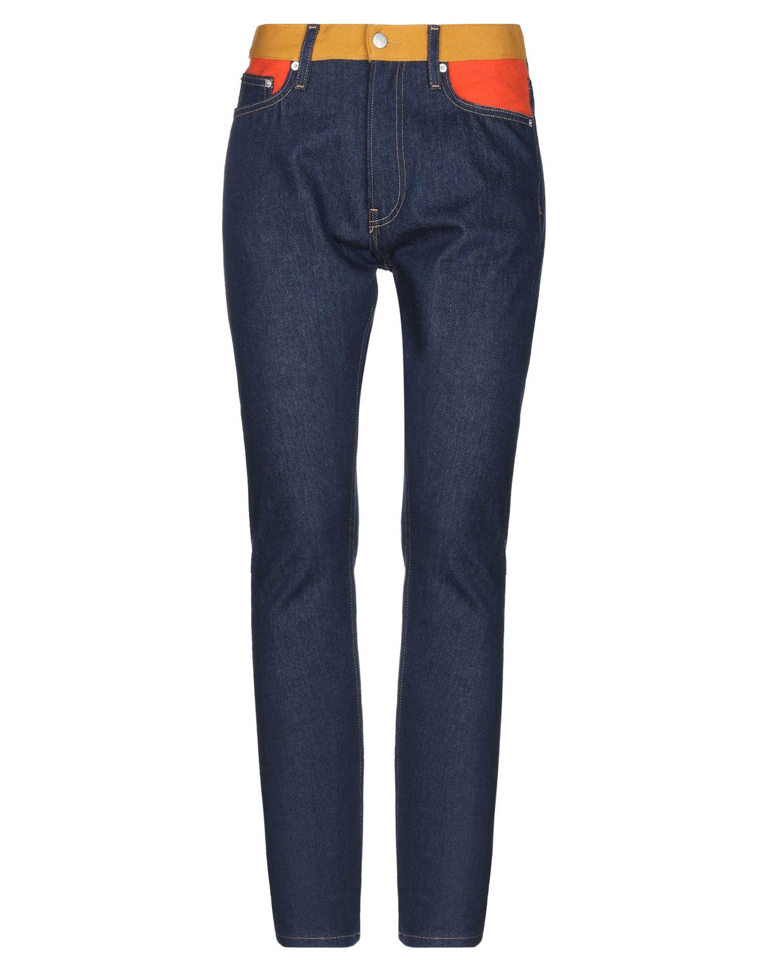 купить CALVIN KLEIN JEANS Джинсовые брюки дешево