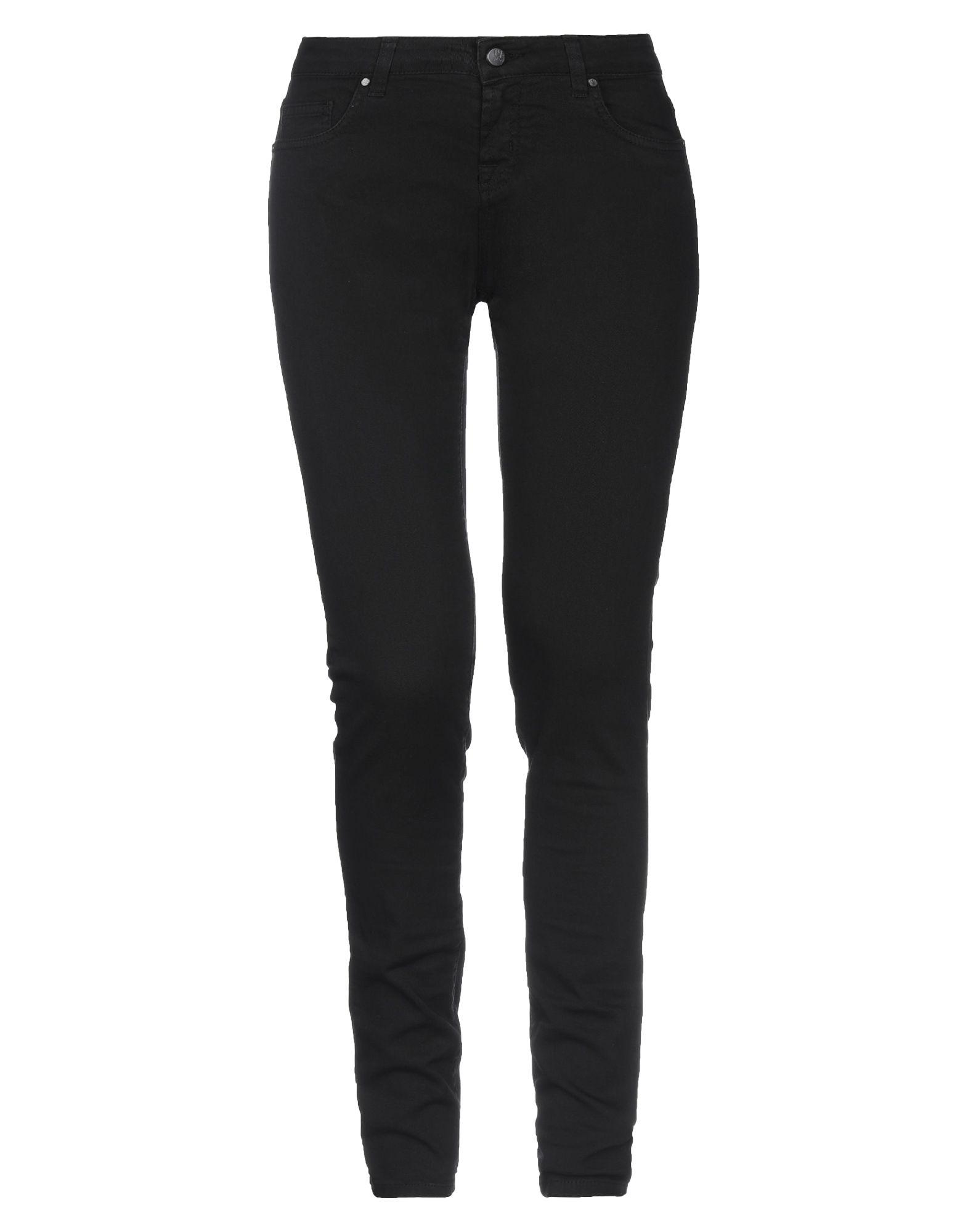 UP ★ JEANS Повседневные брюки skinny lace up jeans