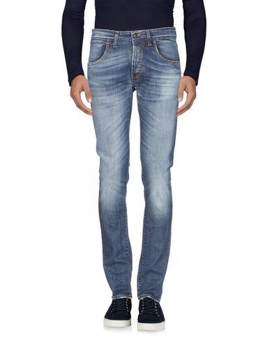 Фото 2 - Джинсовые брюки от LIU •JO MAN синего цвета