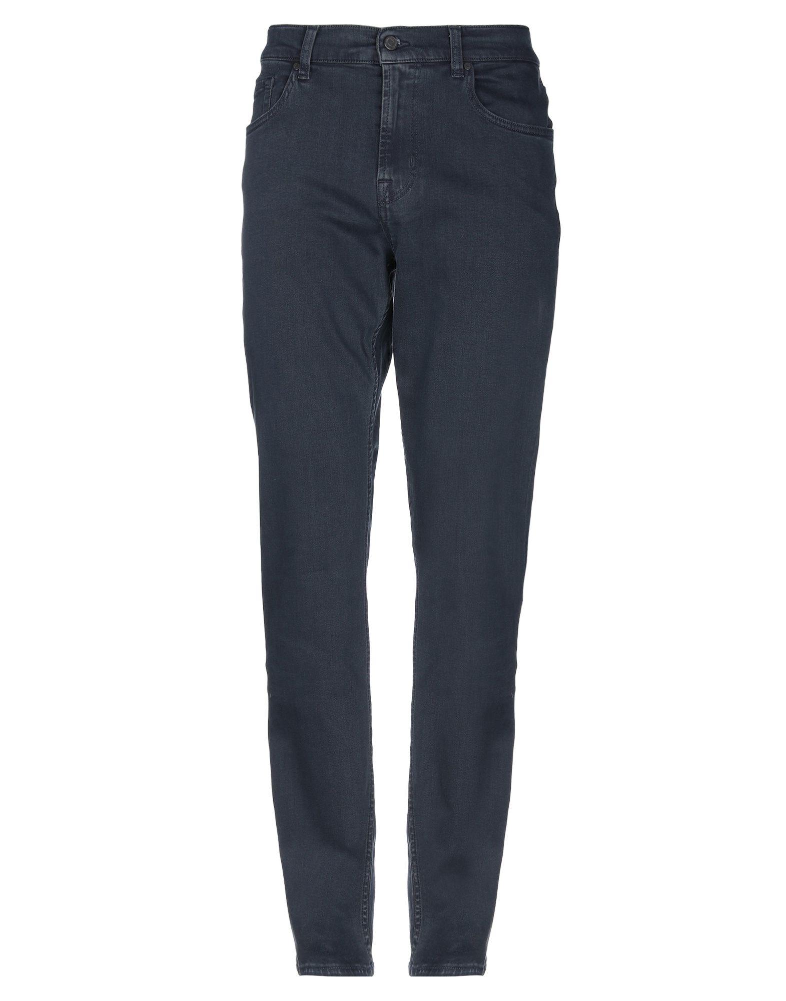 7 FOR ALL MANKIND Джинсовые брюки цены