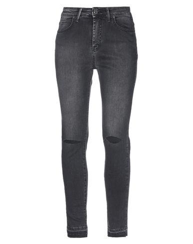 NOIR AND BLEU Pantalon en jean femme