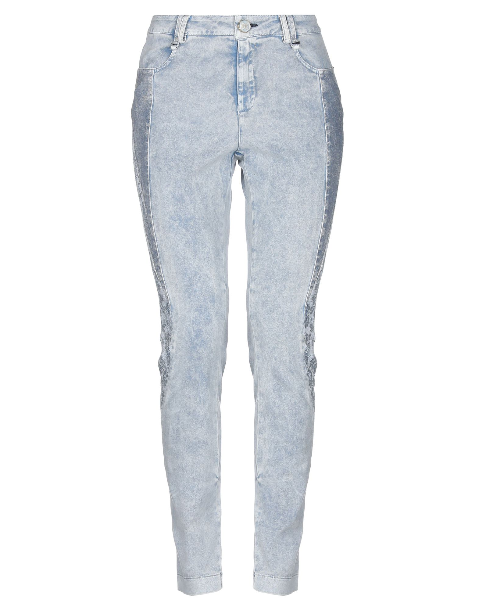 ELISA CAVALETTI by DANIELA DALLAVALLE Джинсовые брюки цена 2017