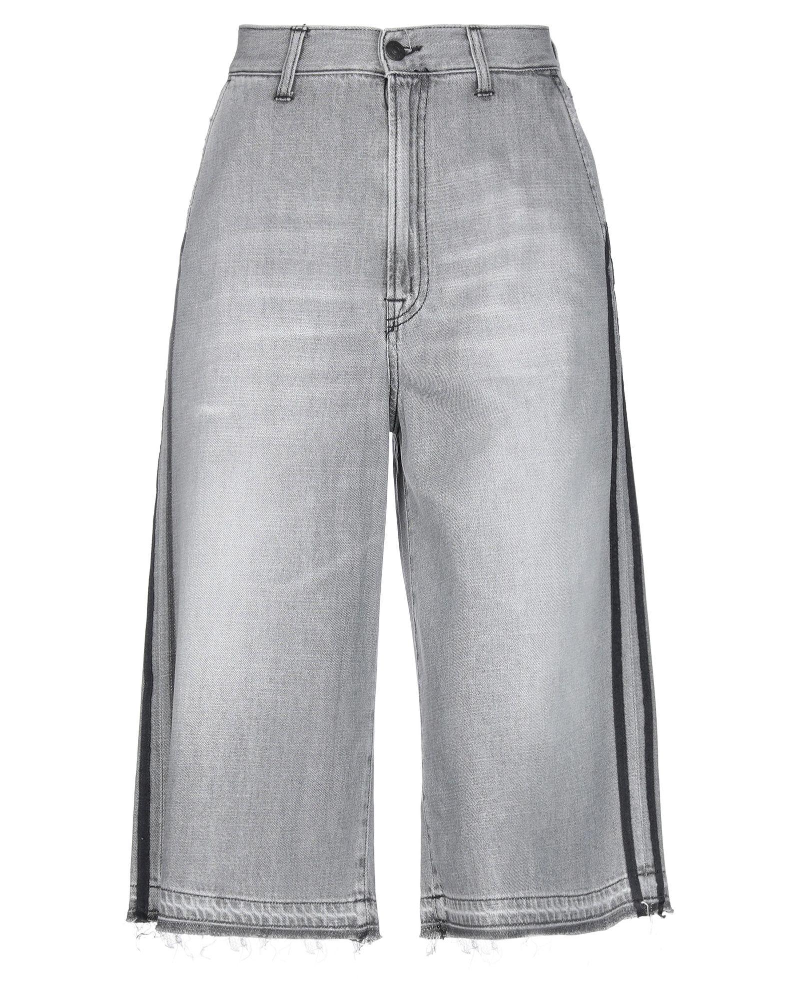 PEOPLE Джинсовые брюки-капри все цены