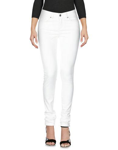 Фото 2 - Джинсовые брюки от SEVEN7 белого цвета