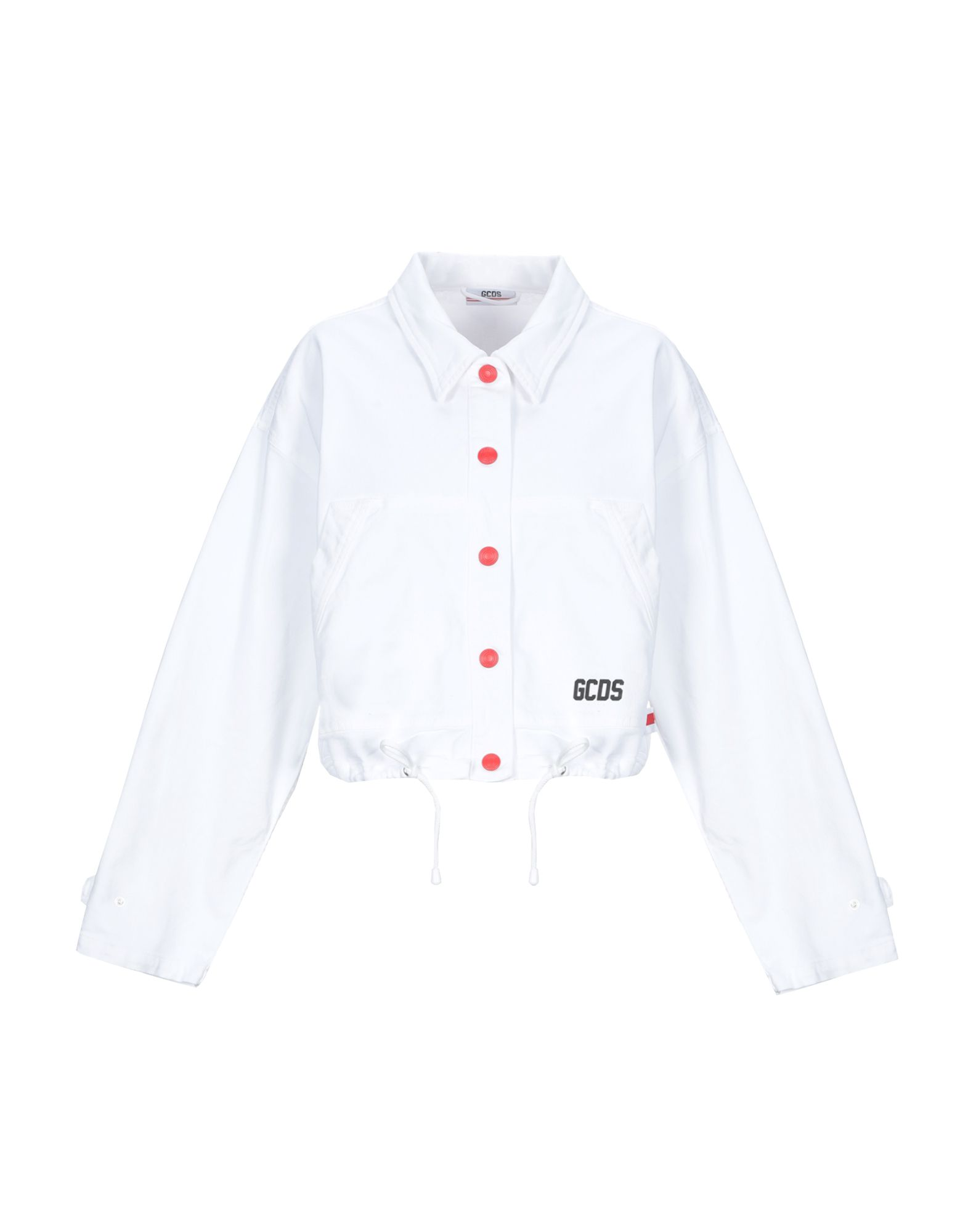 GCDS Джинсовая верхняя одежда