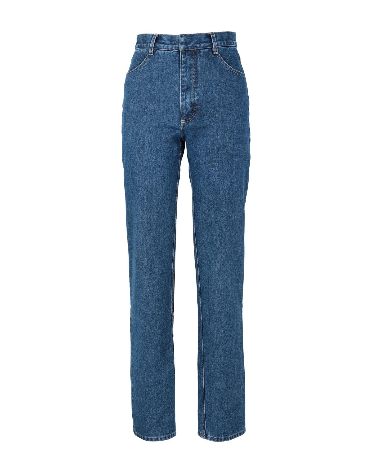 KSENIA SCHNAIDER Джинсовые брюки пиджак ksenia knyazeva ksenia knyazeva mp002xw15fpo