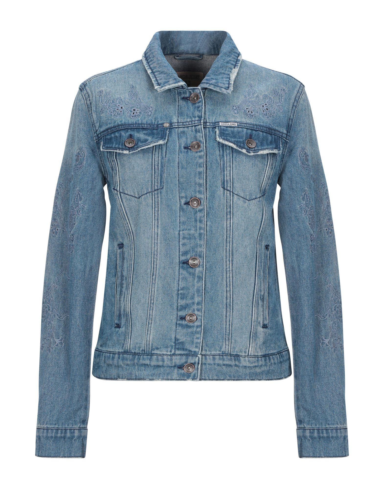 GARCIA Джинсовая верхняя одежда garcia jeans джинсовая верхняя одежда