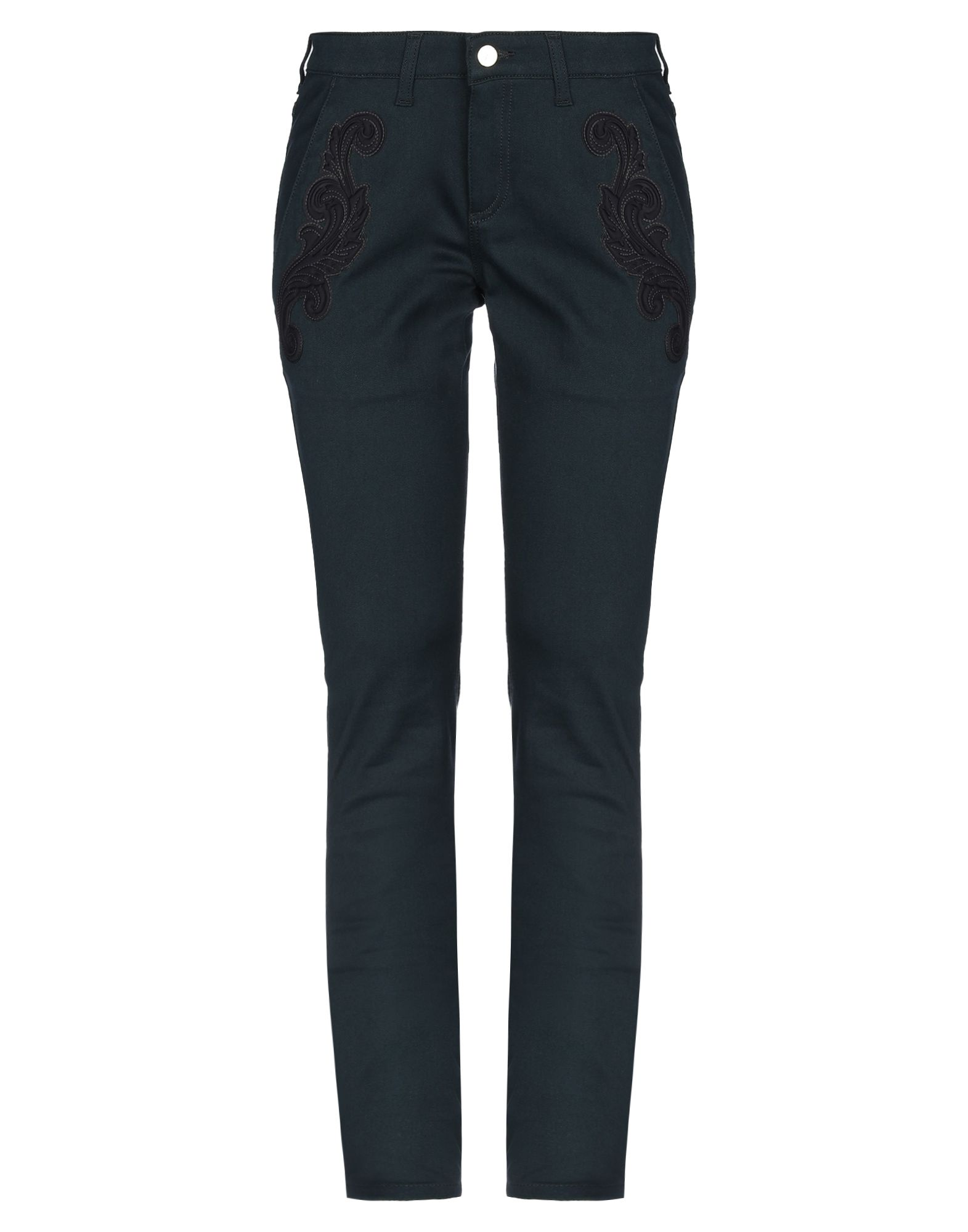 VERSACE COLLECTION Джинсовые брюки цена 2017