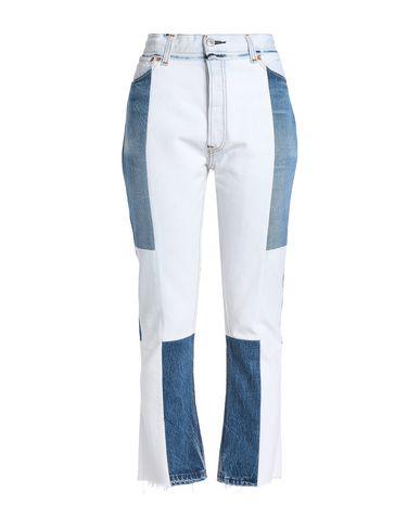 Джинсовые брюки RE/DONE with LEVI'S