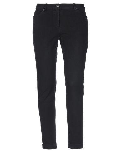 Фото - Джинсовые брюки от VDP CLUB черного цвета