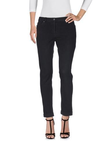 Фото 2 - Джинсовые брюки от VDP CLUB черного цвета