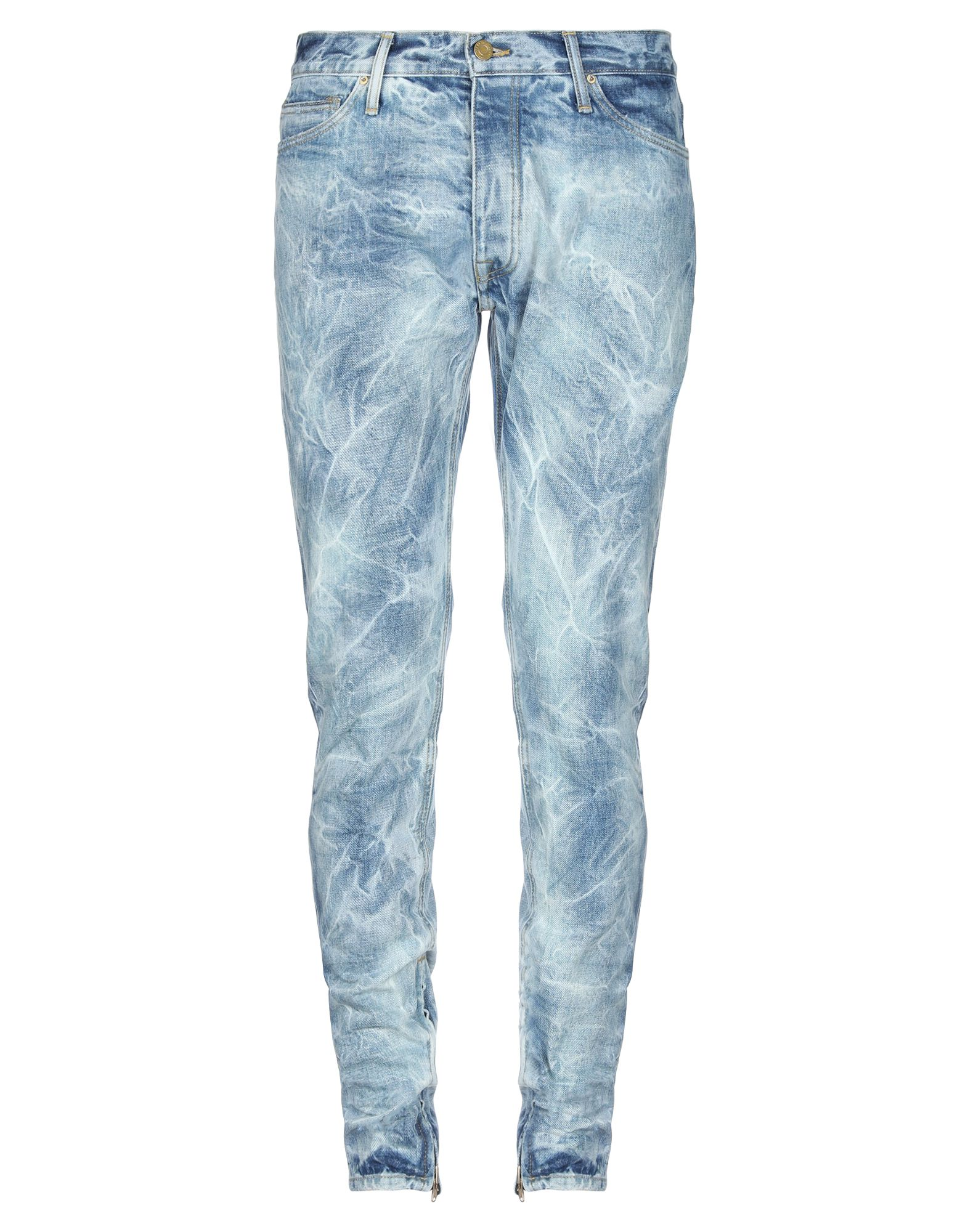 лучшая цена FEAR OF GOD Джинсовые брюки