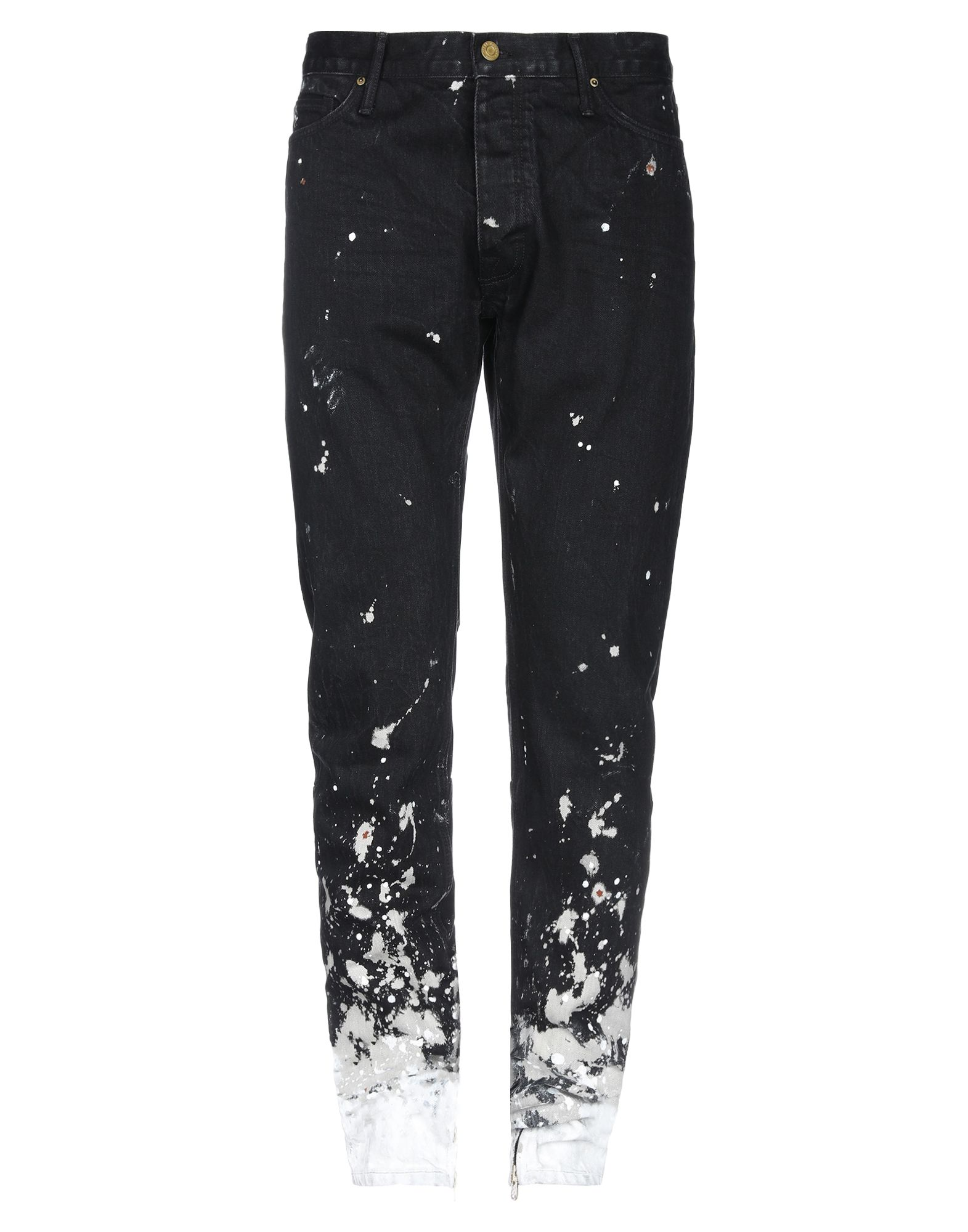 FEAR OF GOD Джинсовые брюки цена и фото