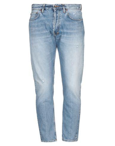 Фото - Джинсовые брюки от PRPS синего цвета