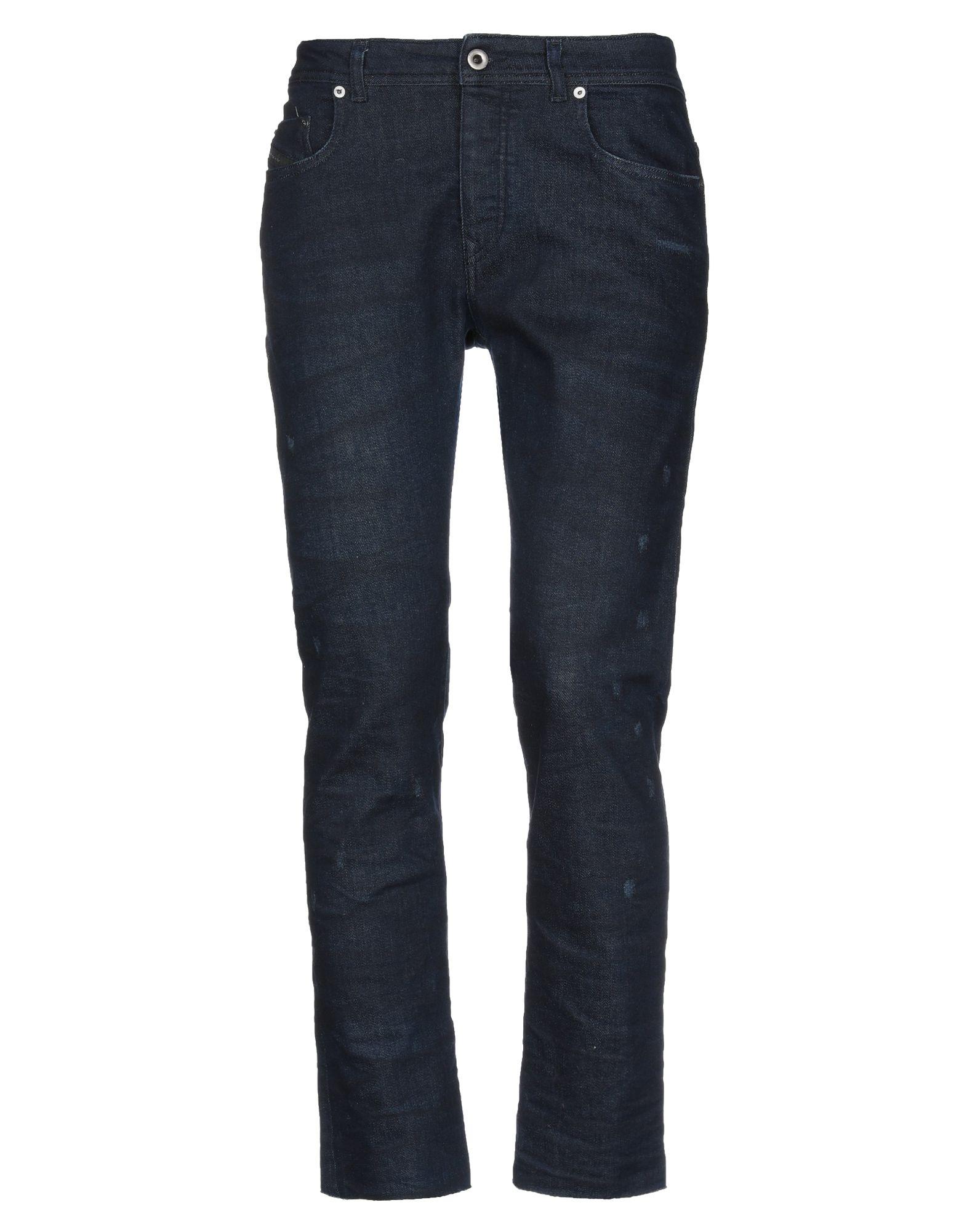 купить DIESEL BLACK GOLD Джинсовые брюки по цене 13250 рублей
