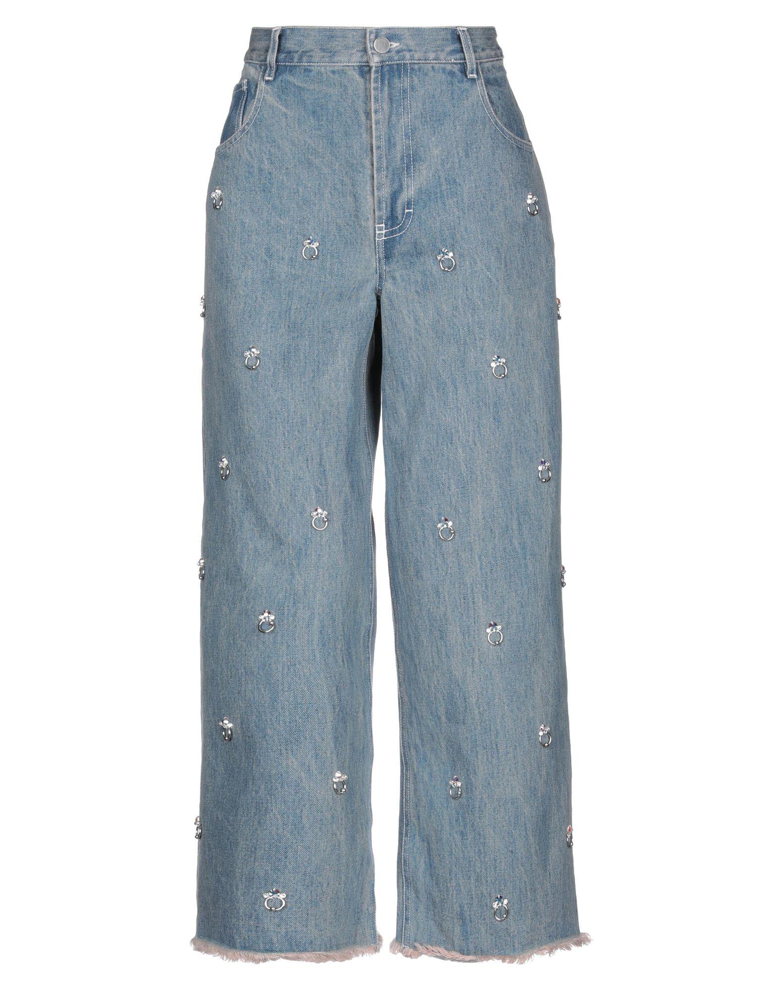 SANDY LIANG Джинсовые брюки все цены