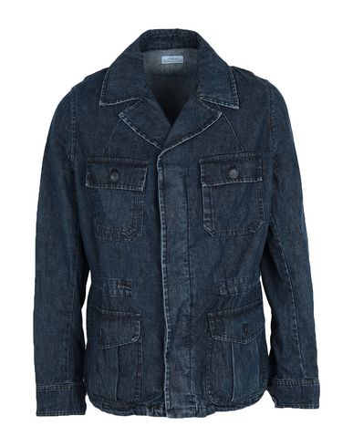AUTHENTIC ORIGINAL VINTAGE STYLE Manteau en jean homme
