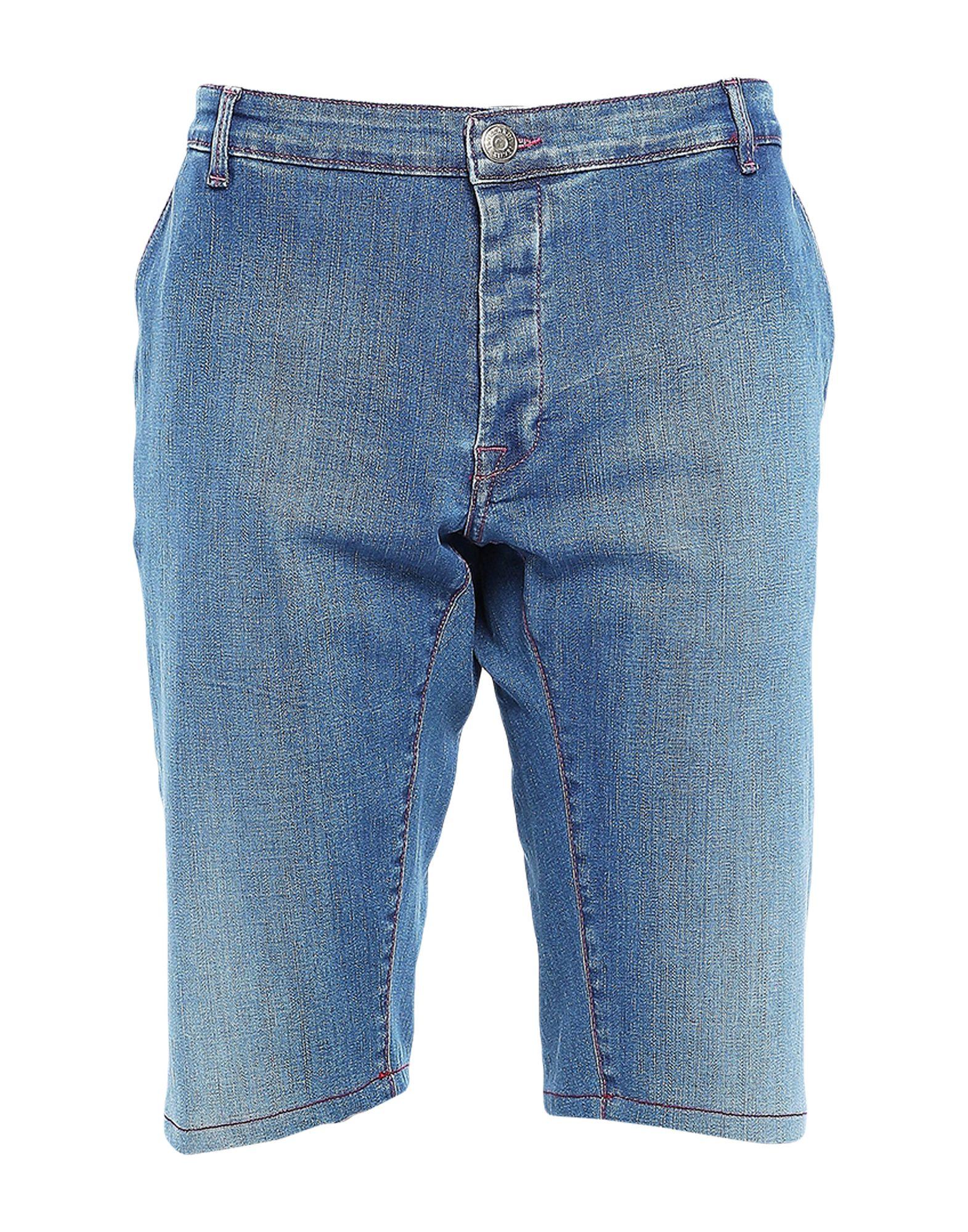 TRUSSARDI JEANS Джинсовые брюки-капри цена 2017