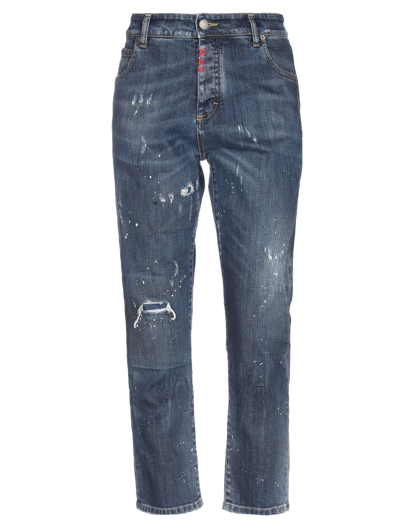 лучшая цена MALEBOLGE VIII Джинсовые брюки