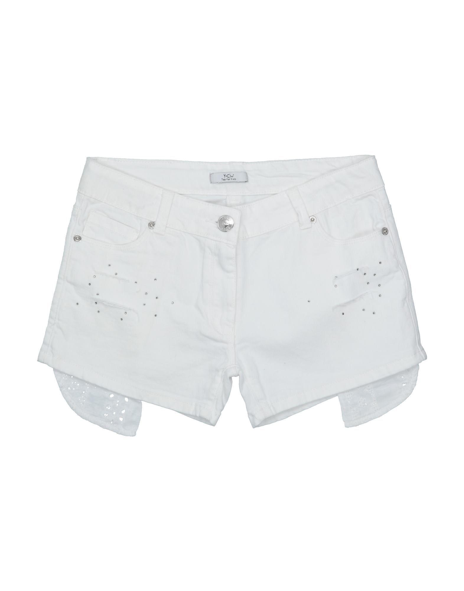 Y-CLÙ   Y-CLÙ Denim Shorts 42751381   Goxip