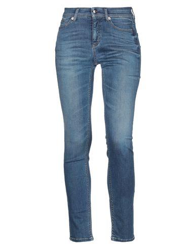 Фото - Джинсовые брюки от CAMBIO синего цвета