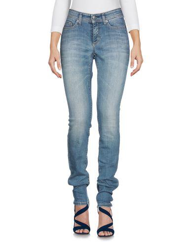 Фото 2 - Джинсовые брюки от CAMBIO синего цвета